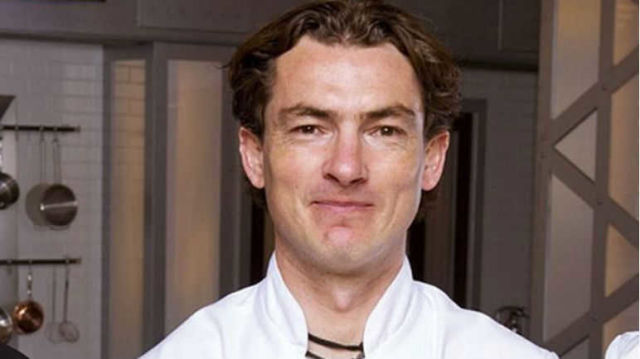 Ash Mair, MasterChef: The Professionals winner 2011
