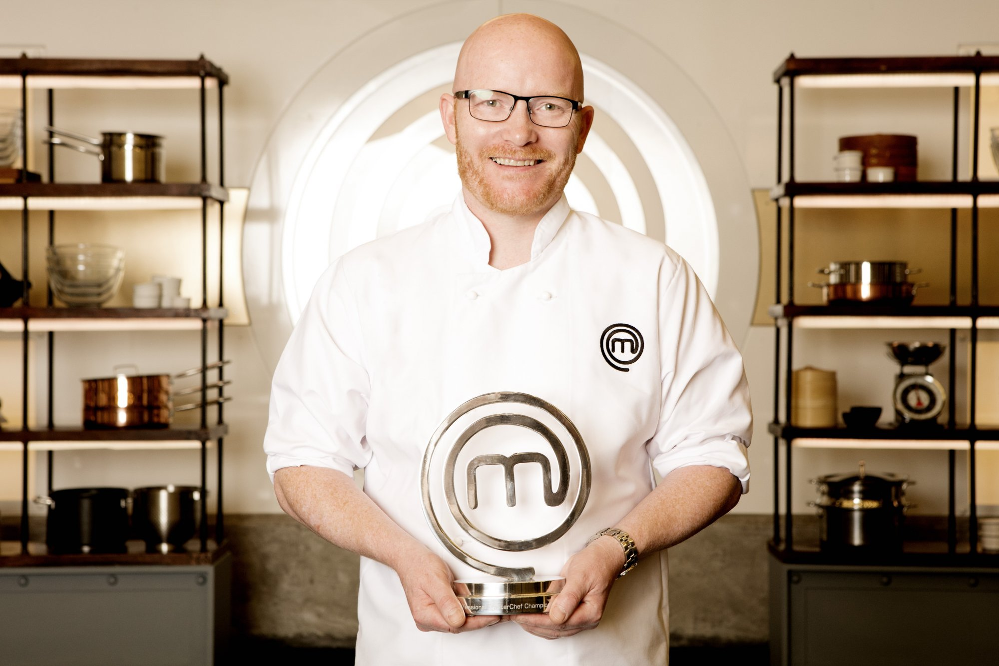 Gary Maclean, MasterChef: The Professionals winner 2016