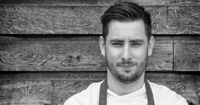 Mark Stinchcombe, MasterChef: The Professionals winner 2015